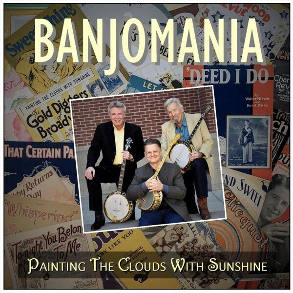 Cover art for Painting the Clouds with Sunshine