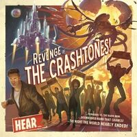 Revenge of the Crashtones (CD)
