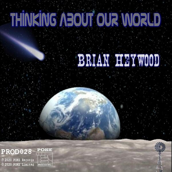Cover art for Thinking About Our World