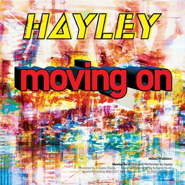 Cover art for Moving On