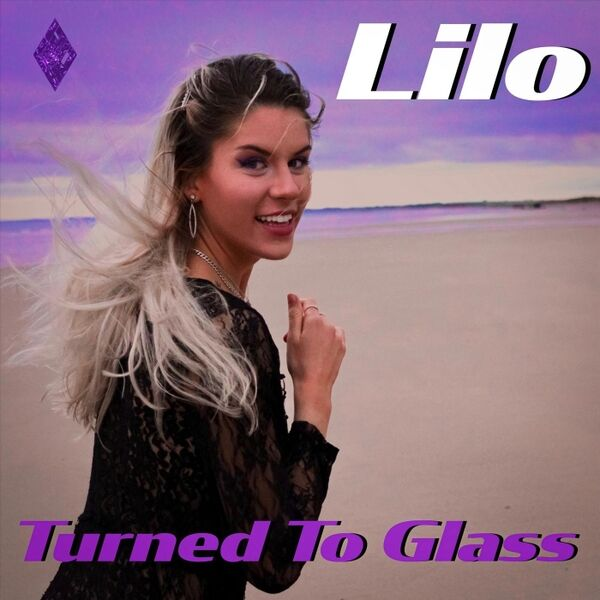 Cover art for Turned to Glass