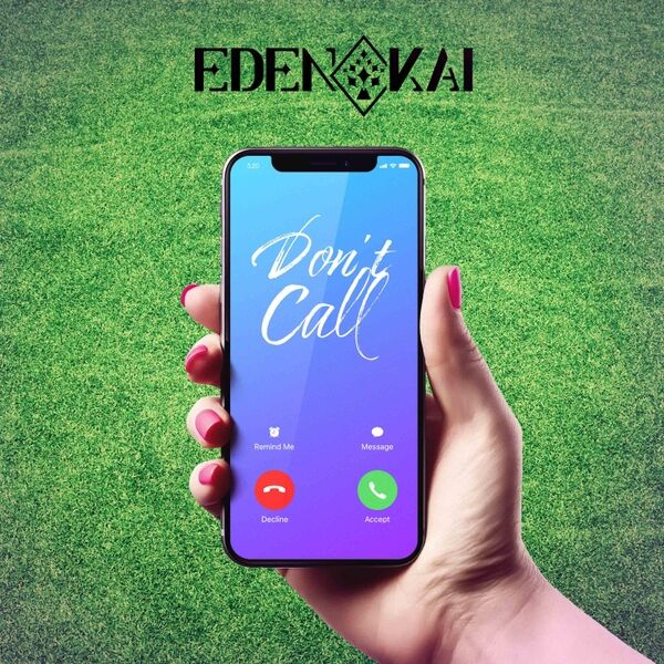 Cover art for Don't Call