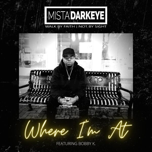 Cover art for Where I'm At