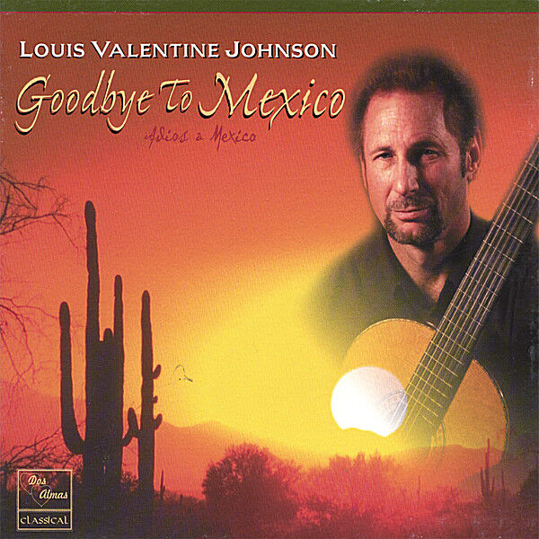 Cover art for Goodbye To Mexico