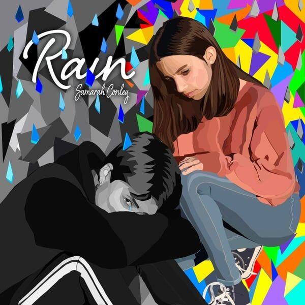Cover art for Rain