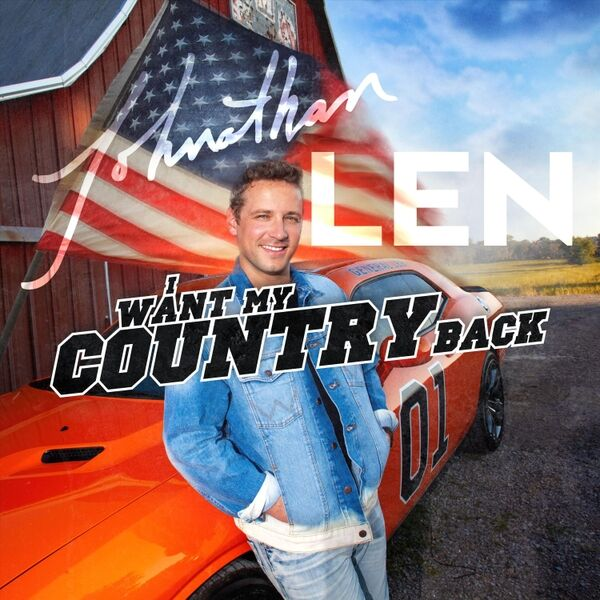 Cover art for I Want My Country Back