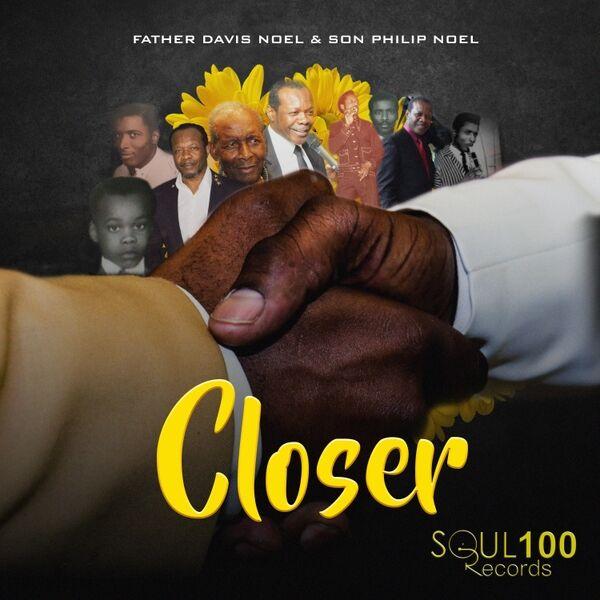 Cover art for Closer