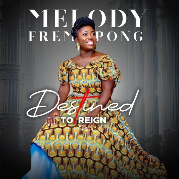 Cover art for Destined to Reign