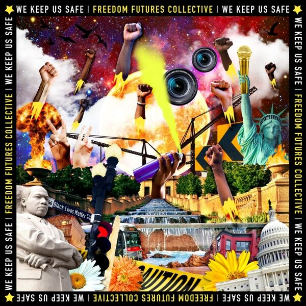 Cover art for We Keep Us Safe