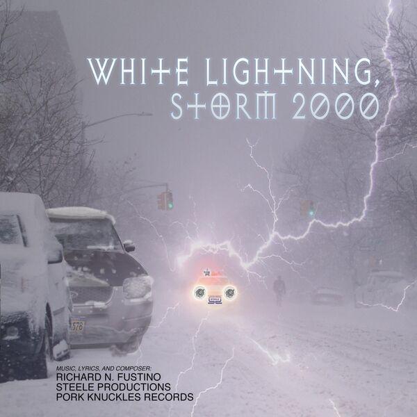 Cover art for White Lightning, Storm 2000