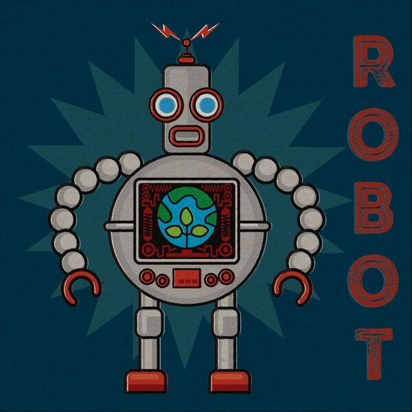 Cover art for Robot