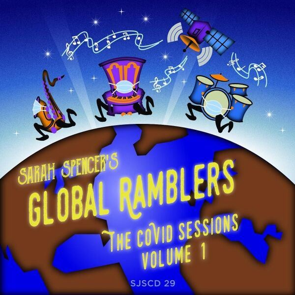 Cover art for The Covid Sessions, Vol. 1