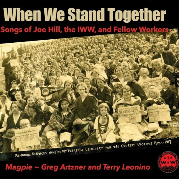 Cover art for When We Stand Together