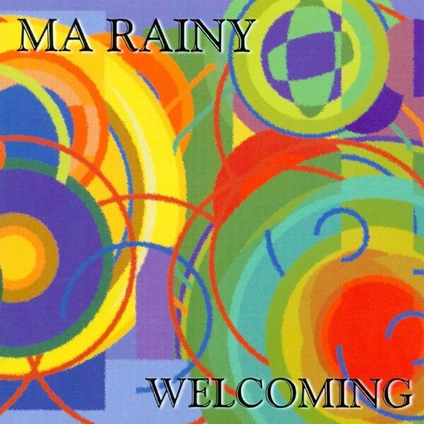 Cover art for Welcoming