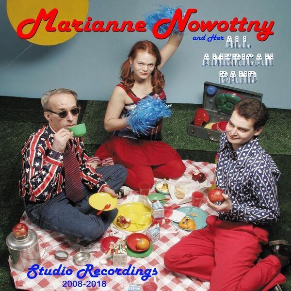 Cover art for Studio Recordings 2008-2018