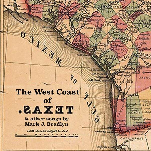 Cover art for The West Coast of Texas