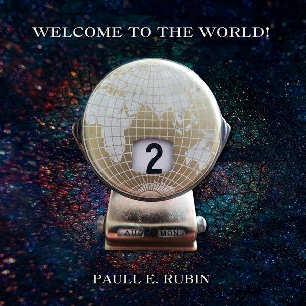 Cover art for Welcome to the World!