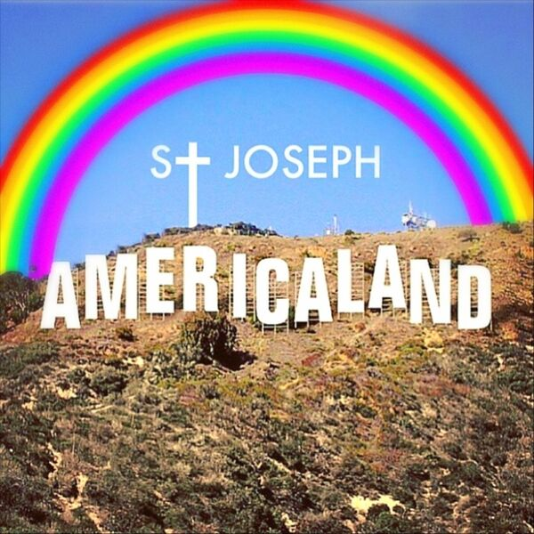 Cover art for Americaland - EP