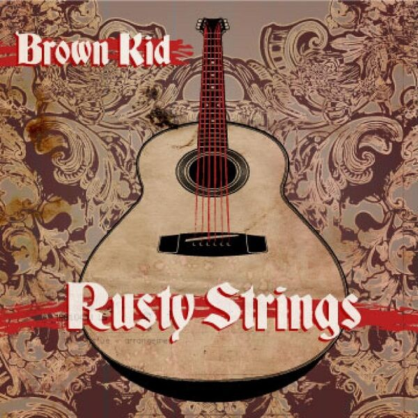 Cover art for Rusty Strings