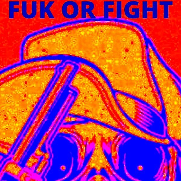Cover art for Fuk or Fight