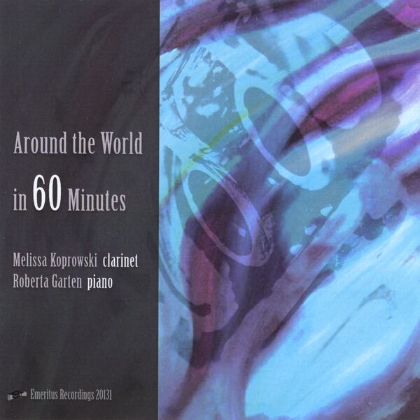 Cover art for Around the World in 60 Minutes