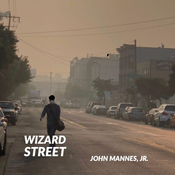 Cover art for Wizard Street