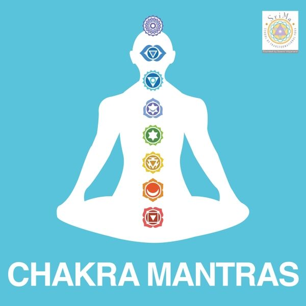 Cover art for Chakra Mantras