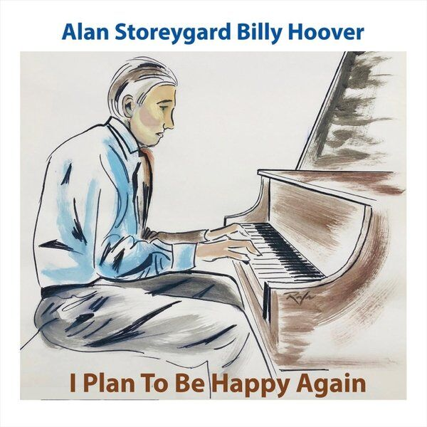 Cover art for I Plan to Be Happy Again