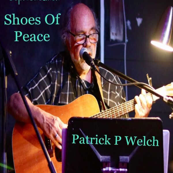 Cover art for Shoes of Peace