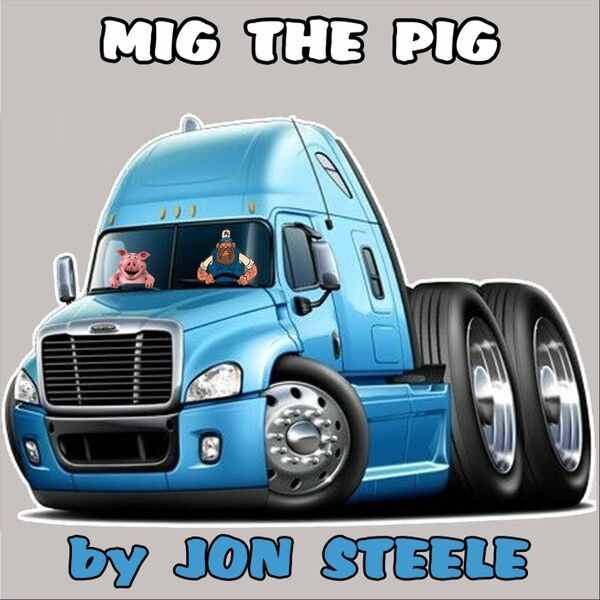 Cover art for Mig the Pig