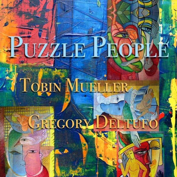 Cover art for Puzzle People