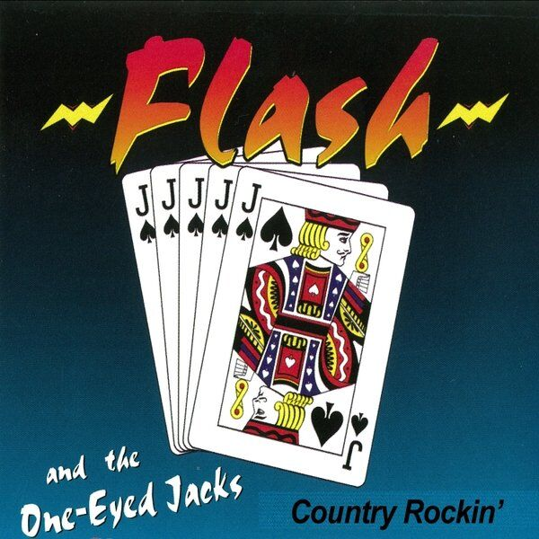 Cover art for Country Rockin'