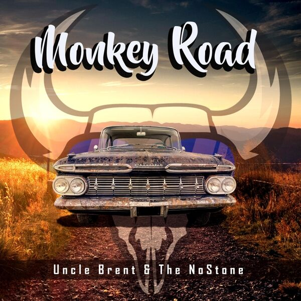 Cover art for Monkey Road