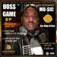 Boss Game - EP