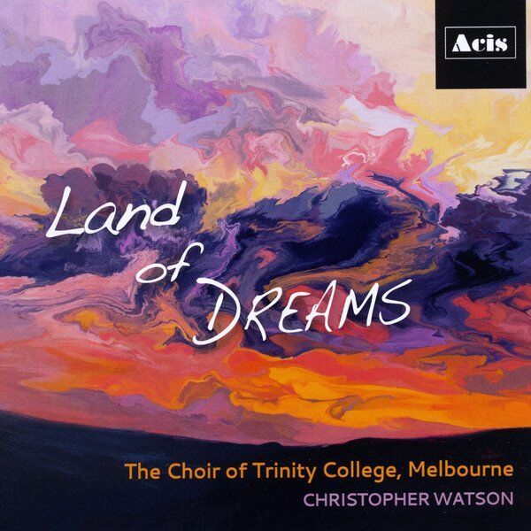 Cover art for Land of Dreams