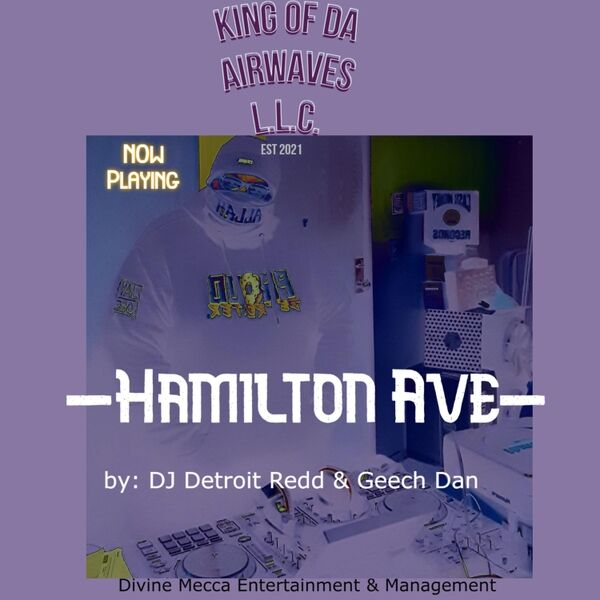 Cover art for Hamilton Ave