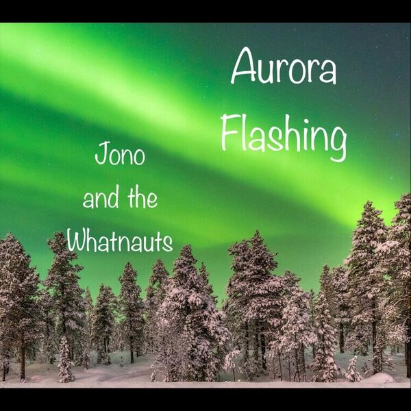 Cover art for Aurora Flashing