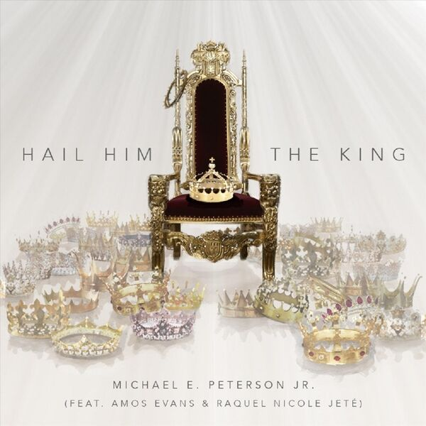 Cover art for Hail Him the King