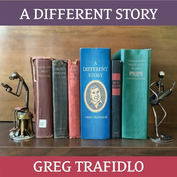 Cover art for A Different Story