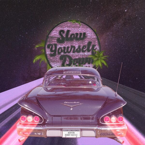 Cover art for Slow Yourself Down