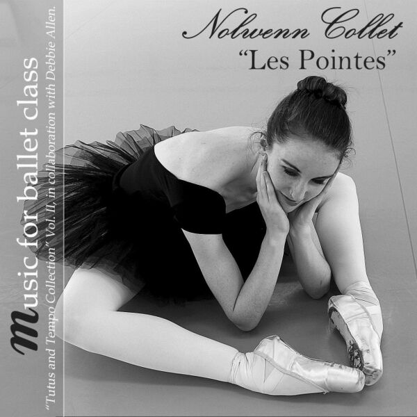 Cover art for Music for Ballet Class: Les Pointes