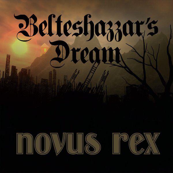 Cover art for Belteshazzar's Dream