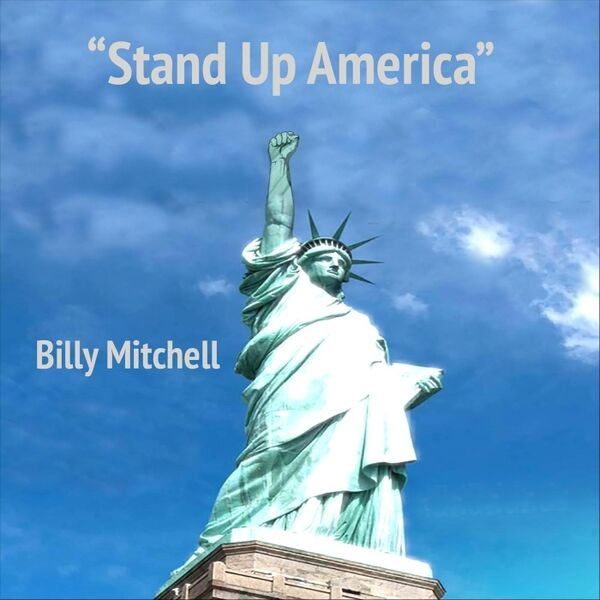Cover art for Stand Up, America