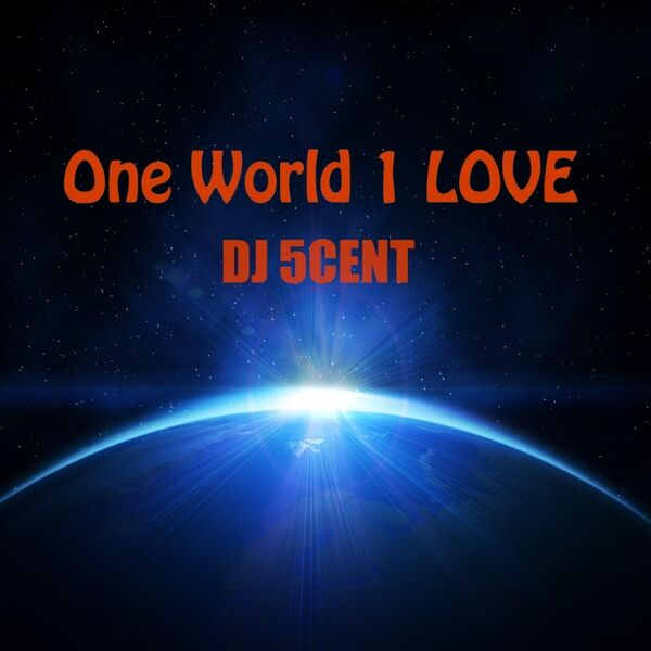 Cover art for One World 1 Love