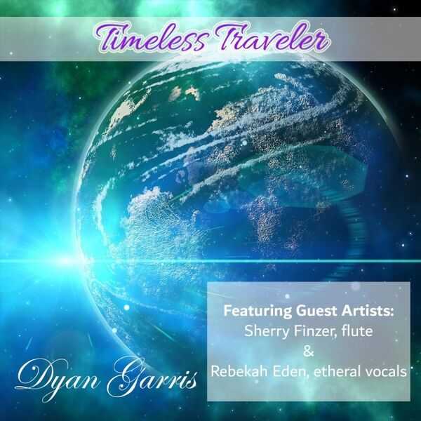 Cover art for Timeless Traveler