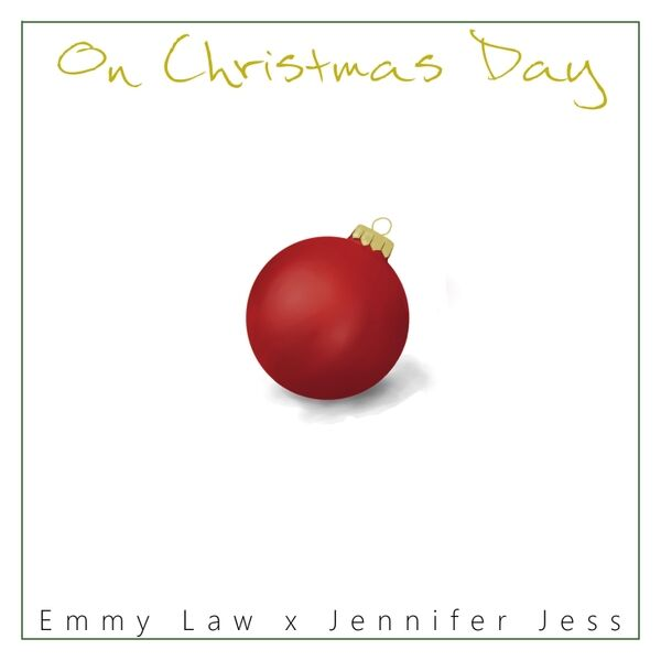 Cover art for On Christmas Day