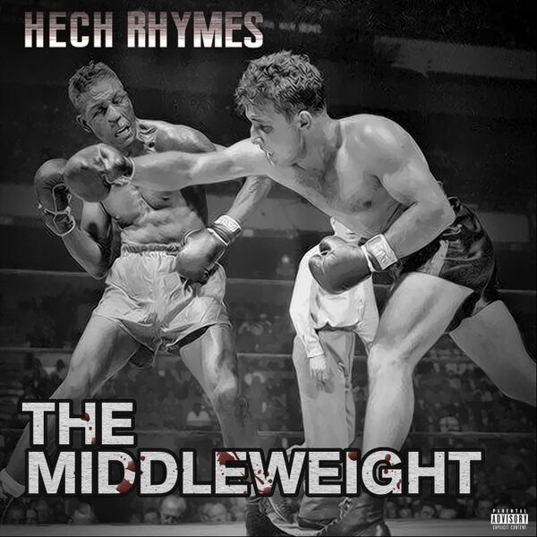 Cover art for The Middleweight
