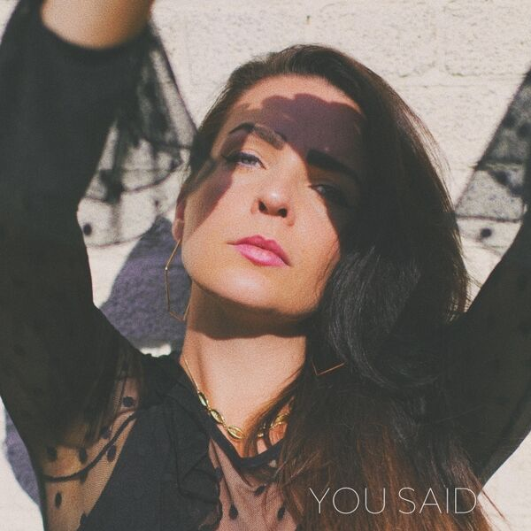 Cover art for You Said