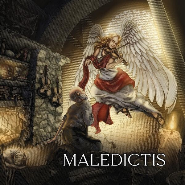 Cover art for Maledictis