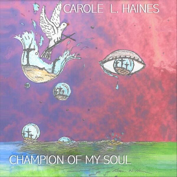 Cover art for Champion of My Soul